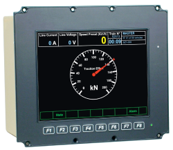 IDU – Integrated Diagnostic Unit 10.4""